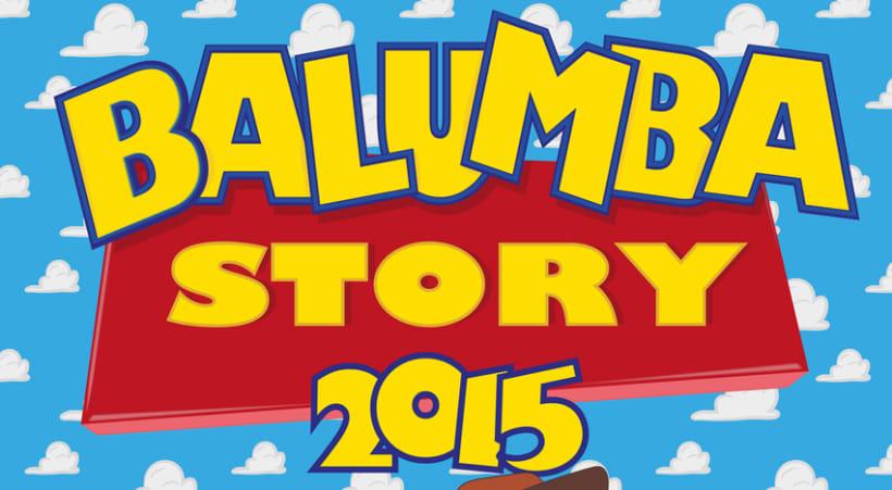 Comparsa Balumba 2015 3