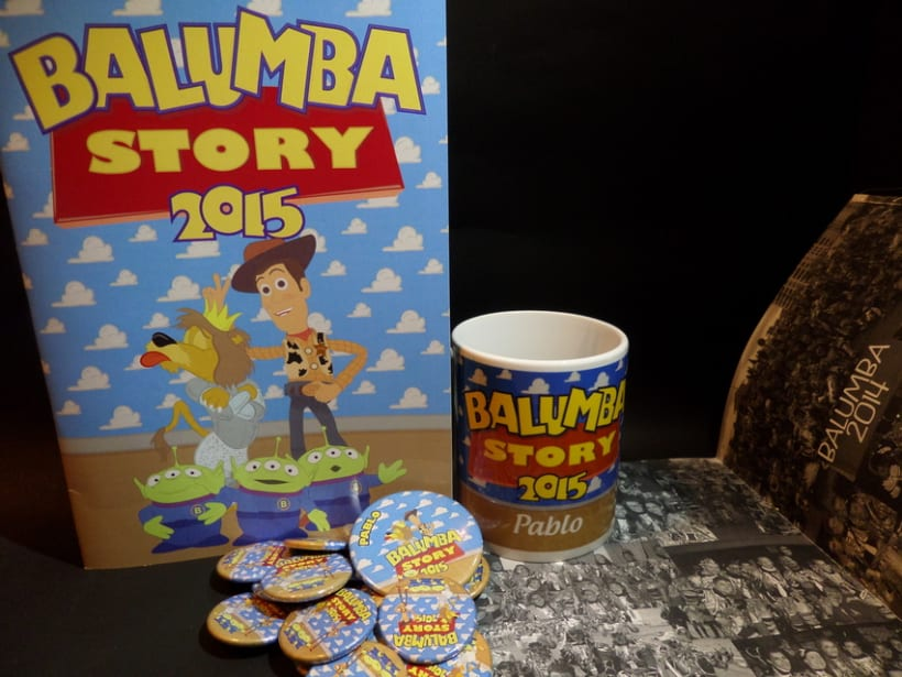 Comparsa Balumba 2015 1