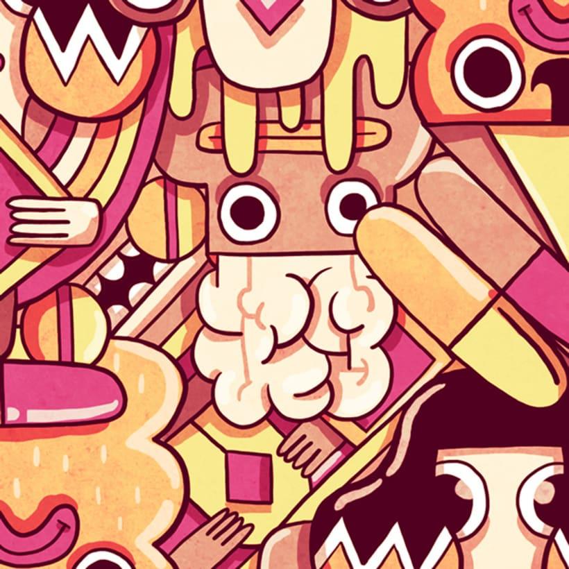 Pattern LSD 3