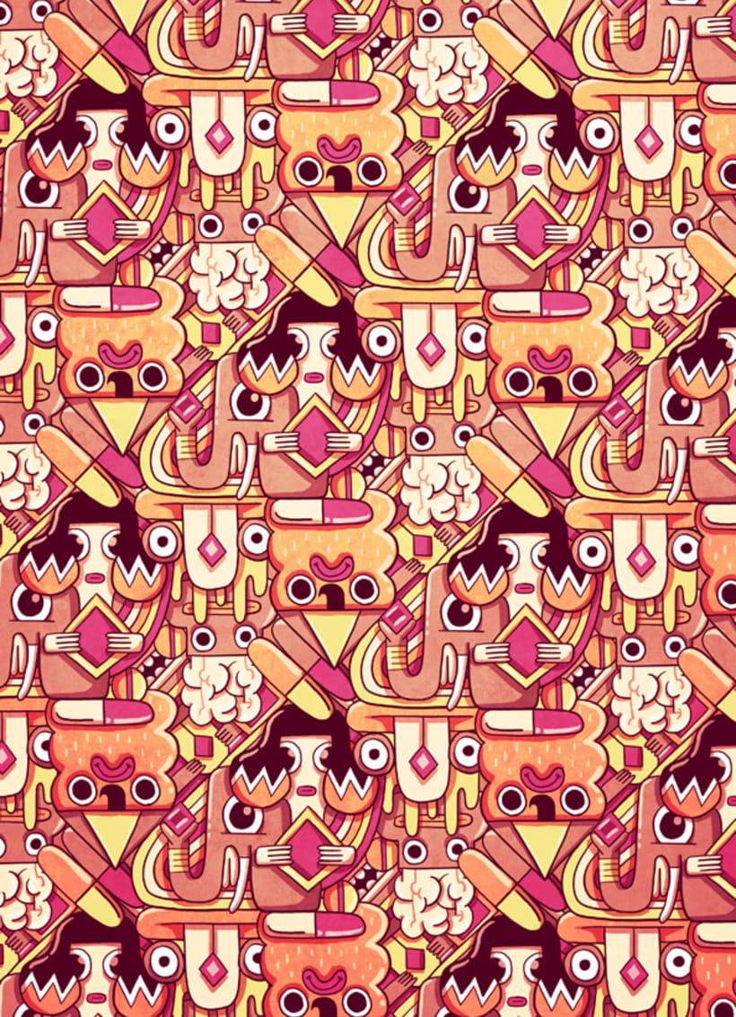 Pattern LSD 2