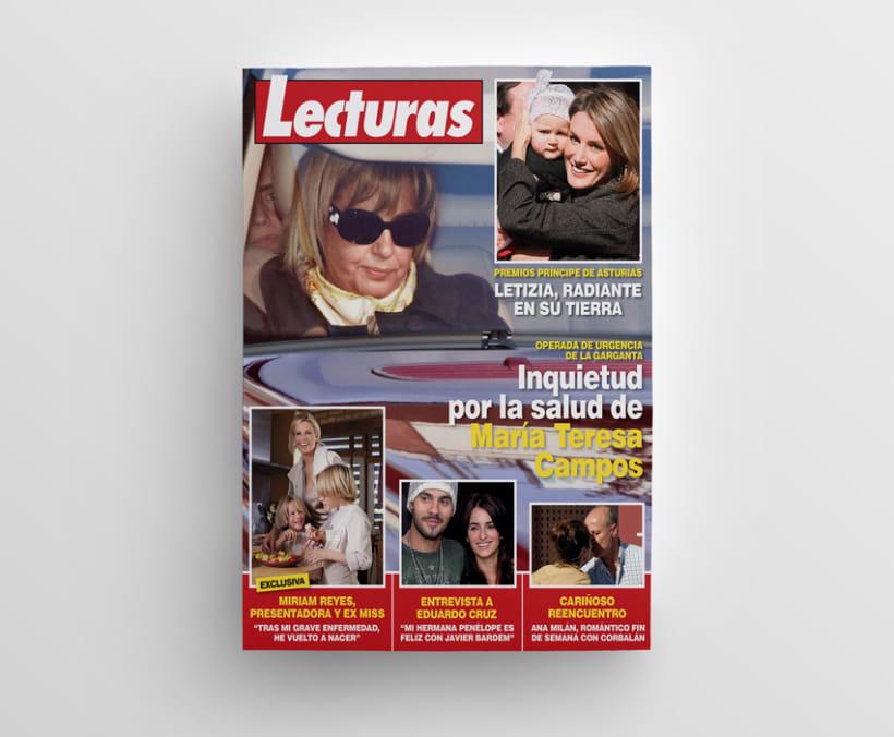 RBA - Revista Lecturas 0