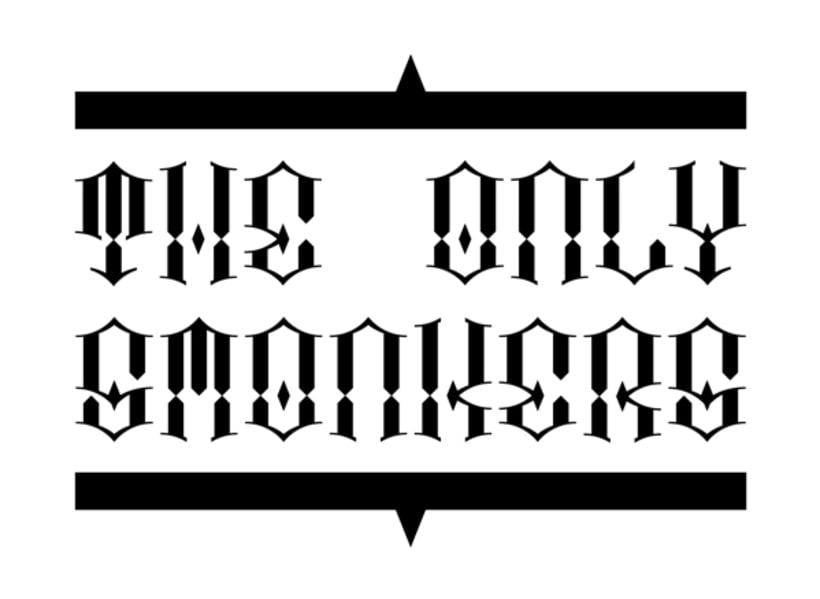 T.O.S The Only Smonkers Logo 5