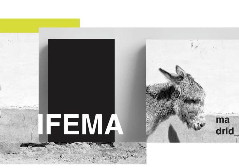 Diseño de paneles IFEMA Madrid 1