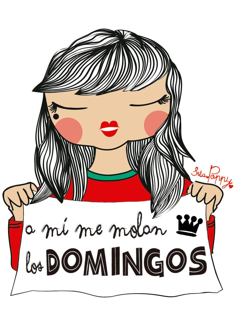"""Colección """"Cosas que hacer en Domingo"""" 5"""