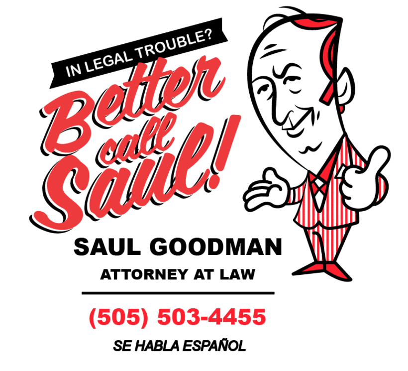 Better call Saul (Vector) 0
