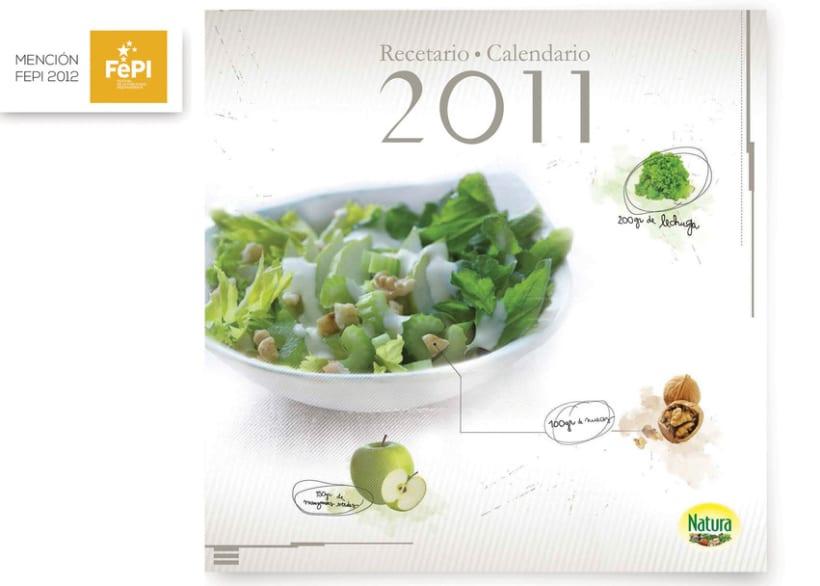 Calendario Natura  -1