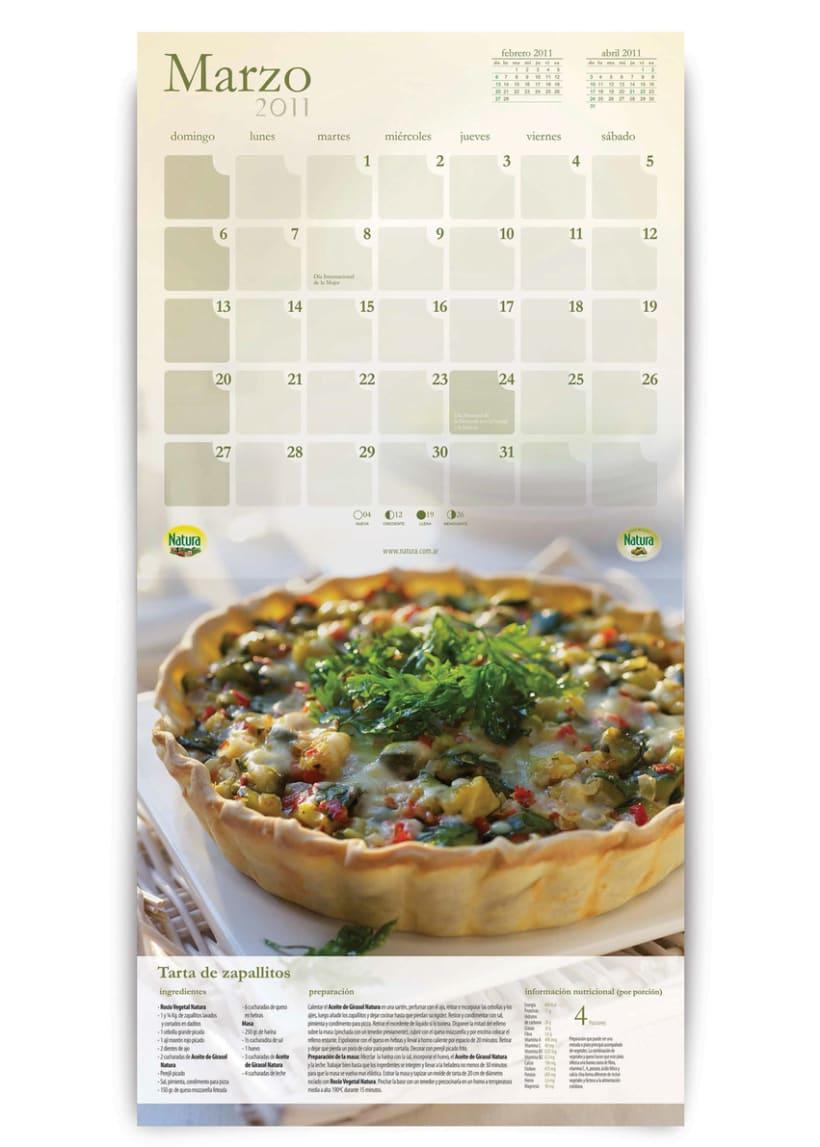 Calendario Natura  1