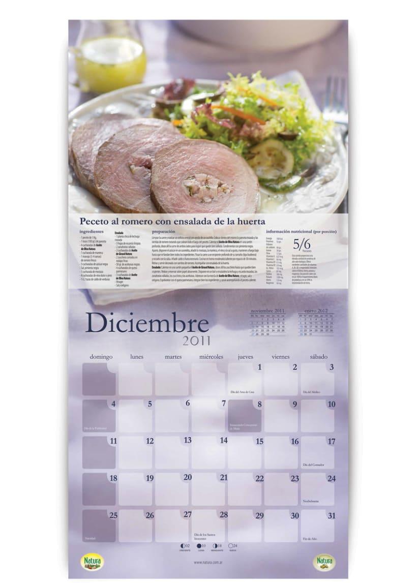 Calendario Natura  2