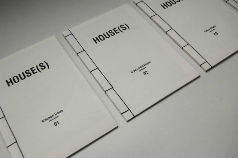 HOUSE(S) Fanzine para WAÏF 1