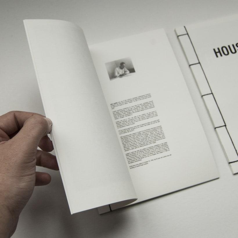 HOUSE(S) Fanzine para WAÏF 2