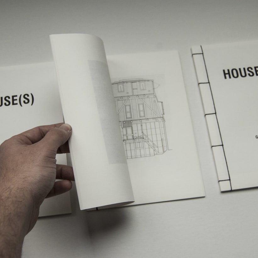 HOUSE(S) Fanzine para WAÏF 5