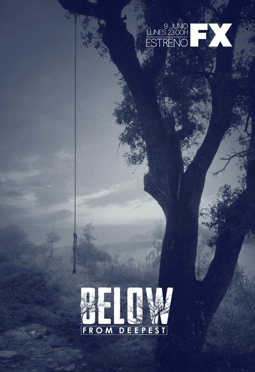 Below 4