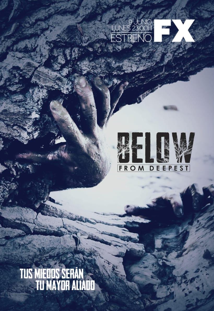 Below 5