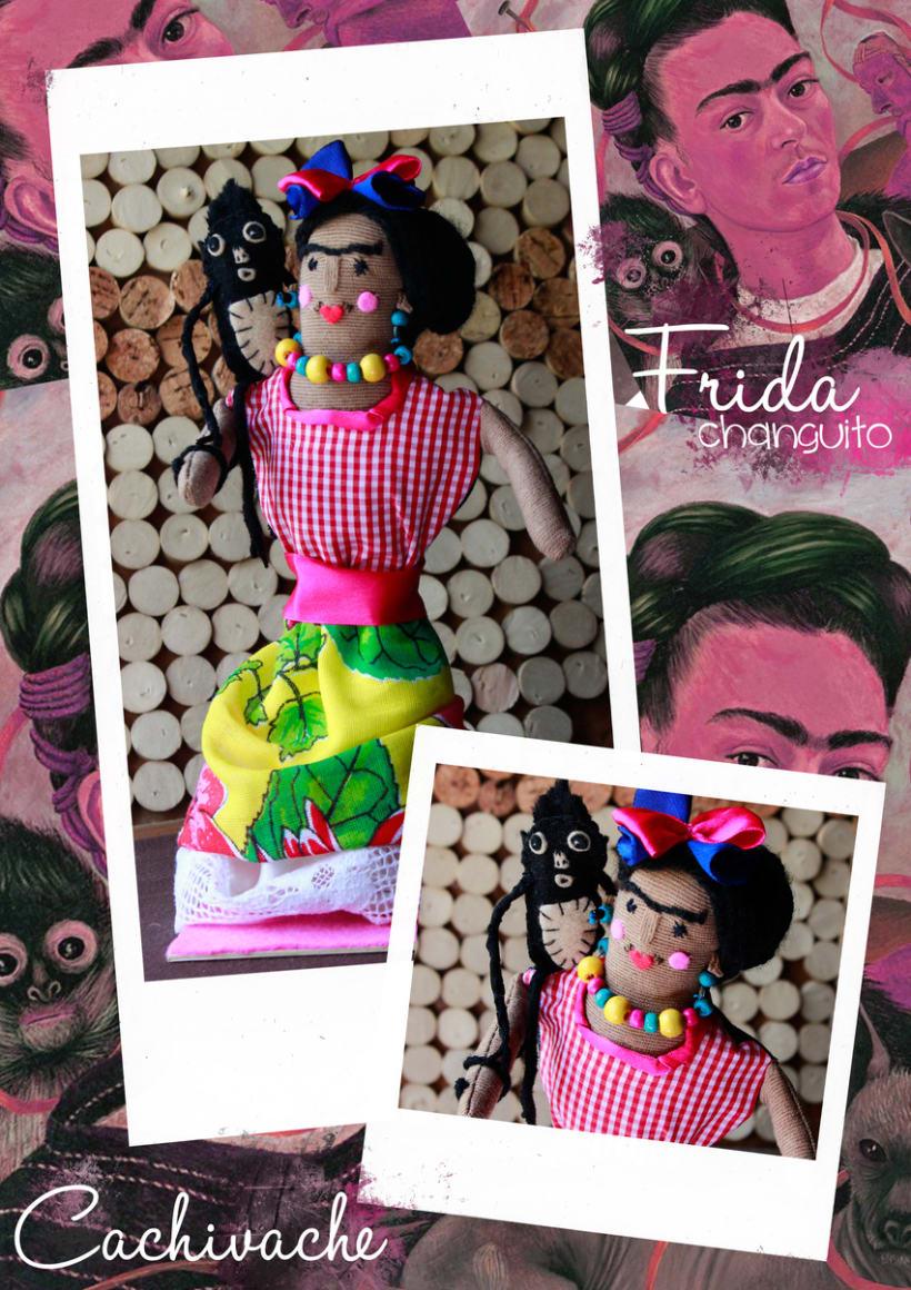 Pequeña Frida 0