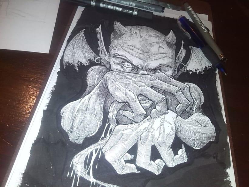 demonio o duende? no se... 1