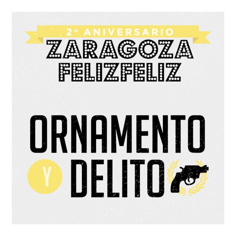2º Aniversario Zaragoza Feliz Feliz 5
