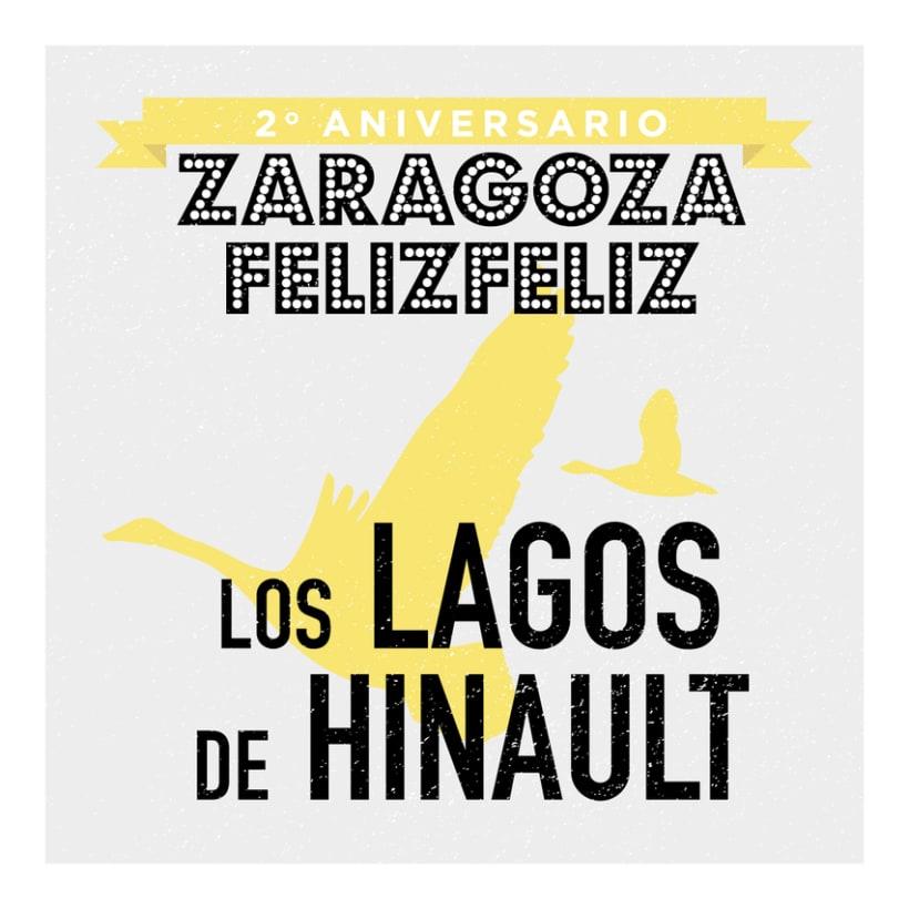 2º Aniversario Zaragoza Feliz Feliz 6