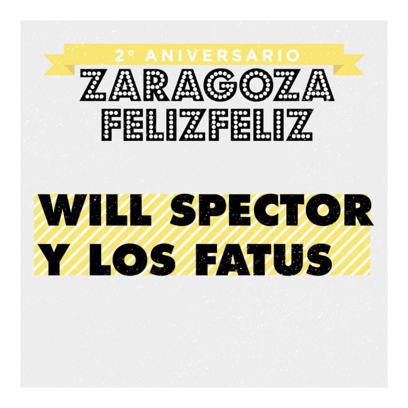 2º Aniversario Zaragoza Feliz Feliz 7