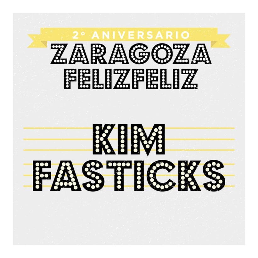 2º Aniversario Zaragoza Feliz Feliz 8