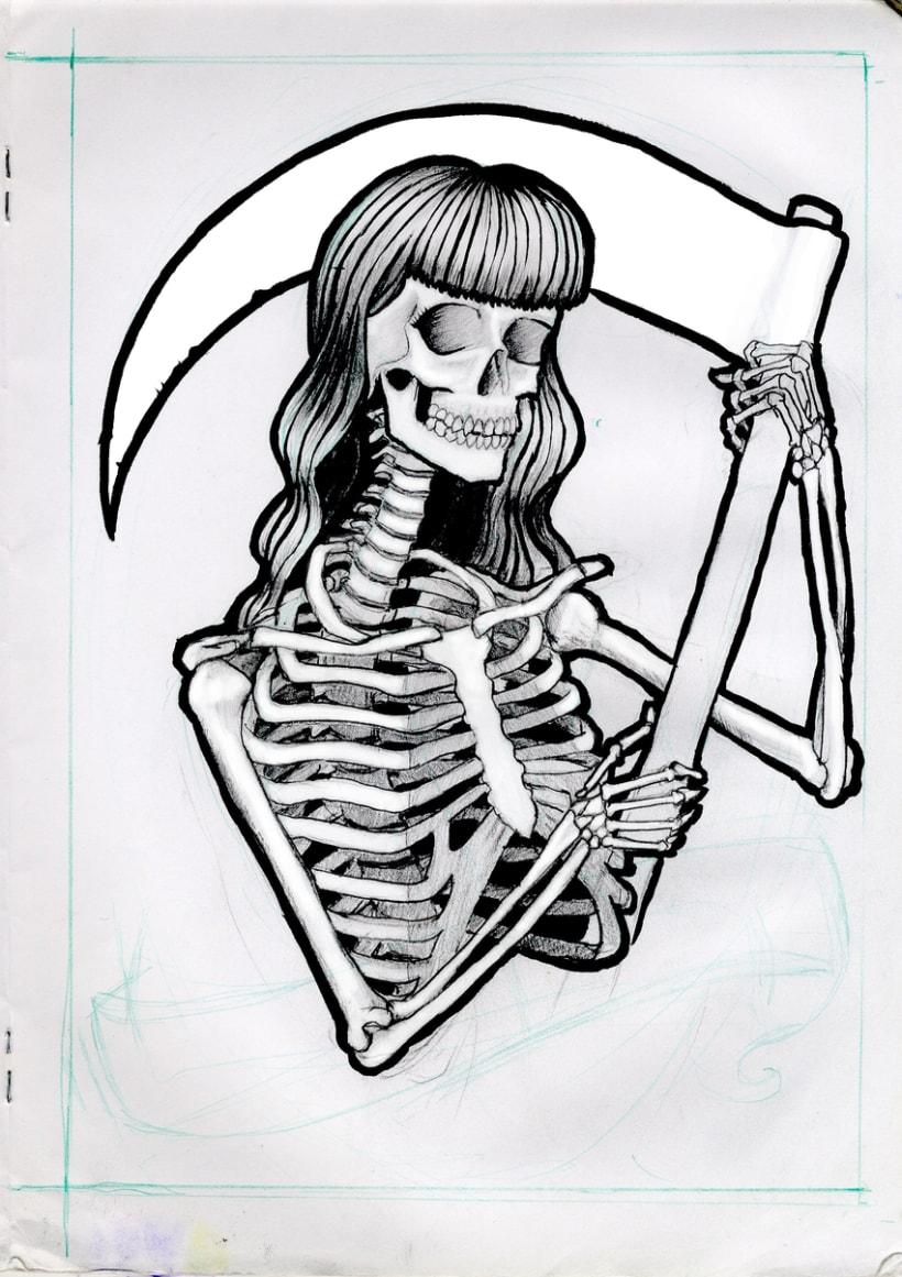 Ven dulce muerte. 1