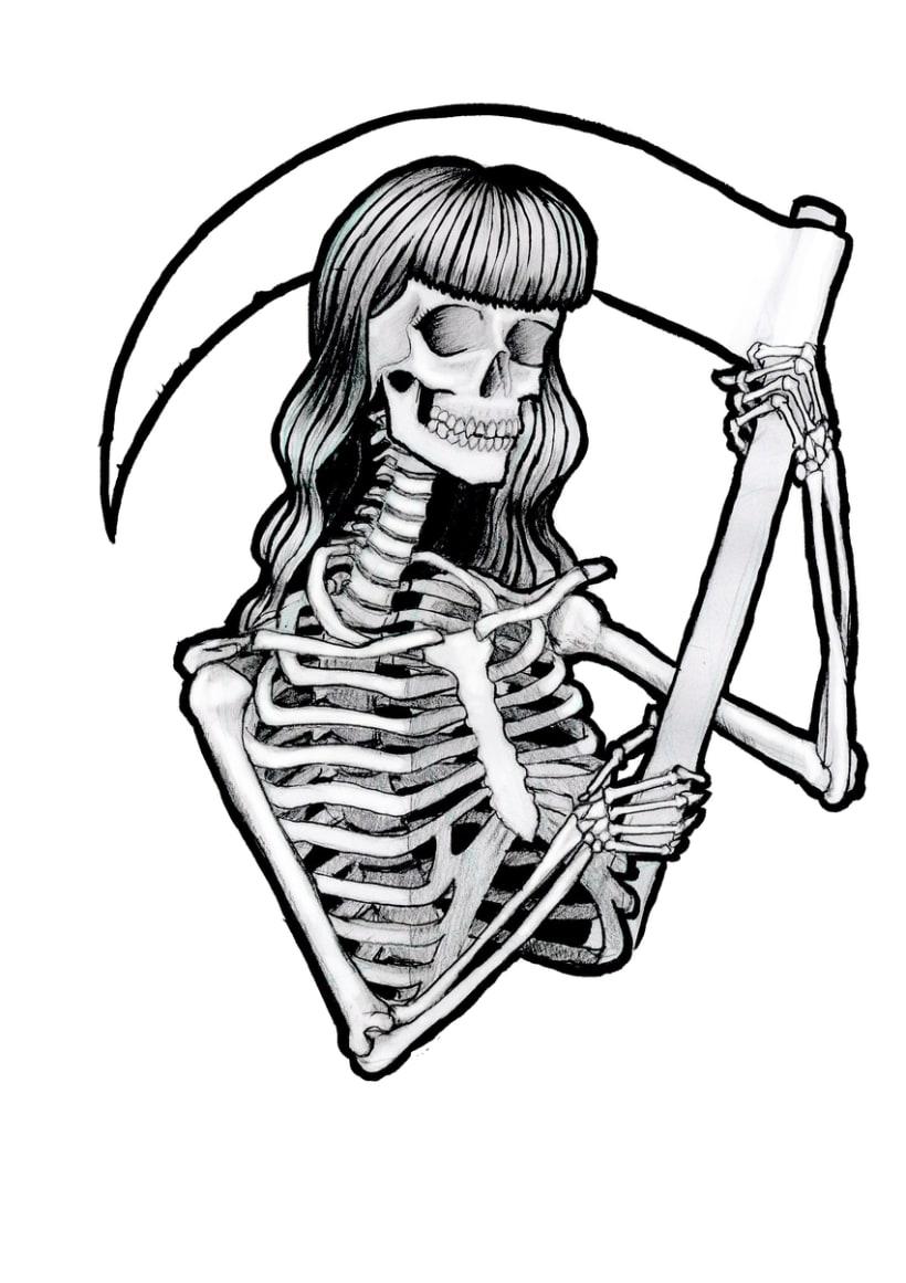 Ven dulce muerte. 2