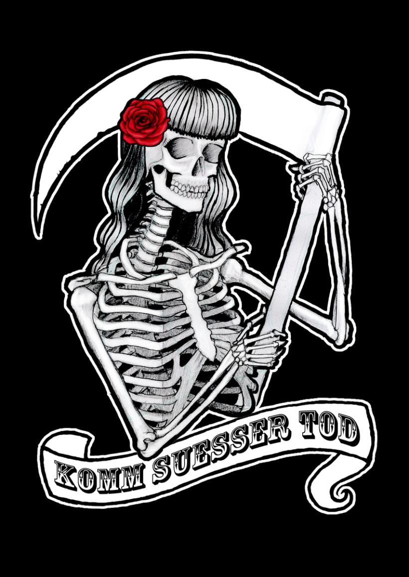 Ven dulce muerte. 3