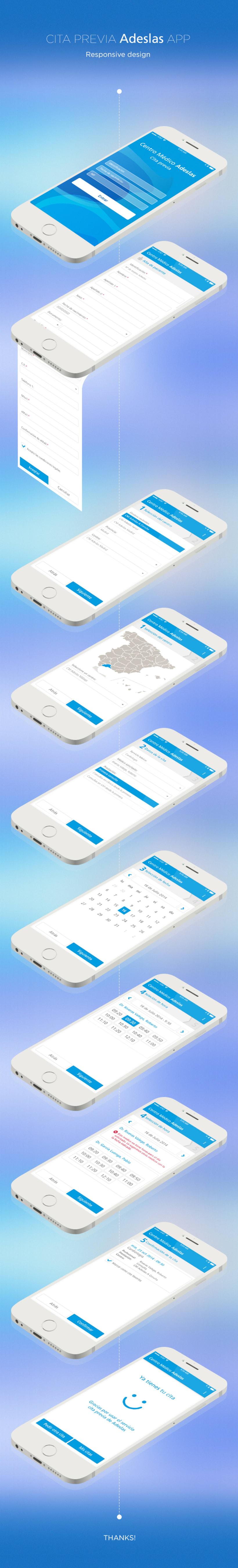 Cita Previa Adeslas App -1