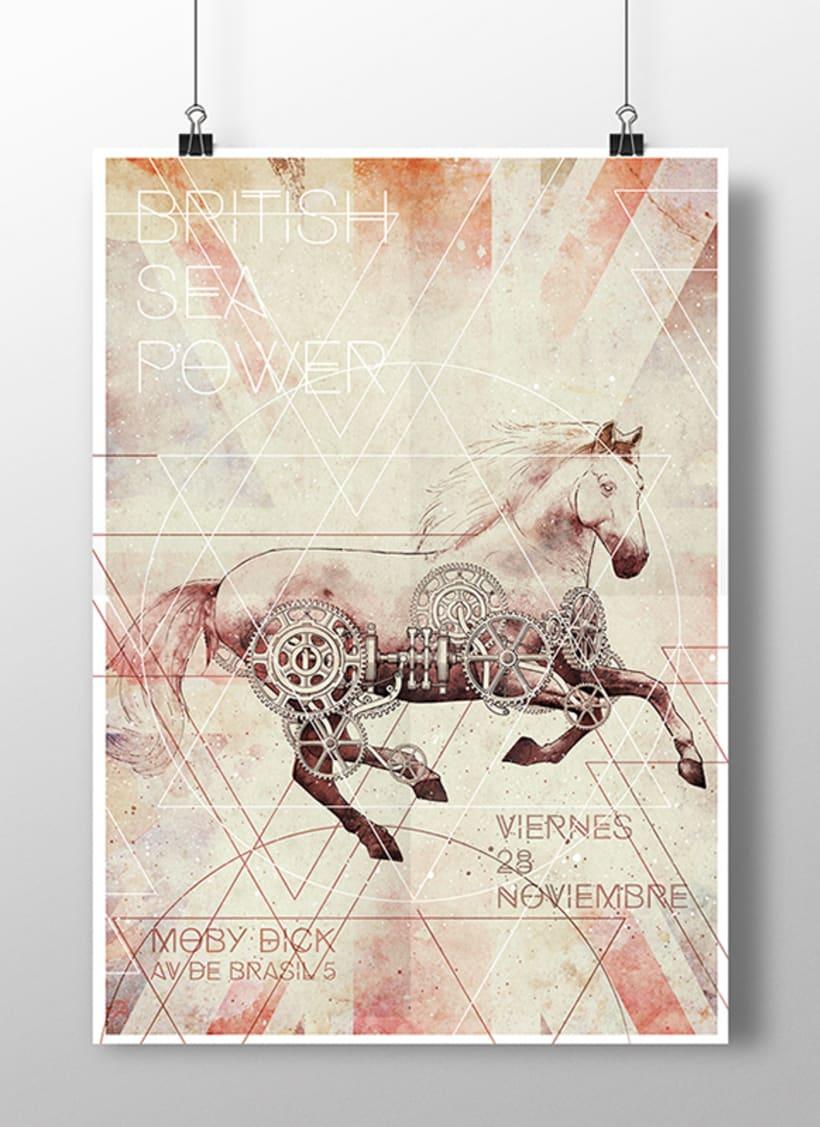 Colección Carteles Tributo 2015 13