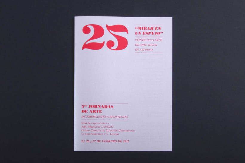 25 Aniversario Muestra de Artes Plásticas de Asturias 0