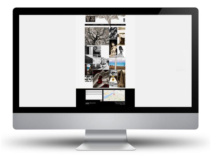 Web Agrupación Fotográfica Extremeña 1