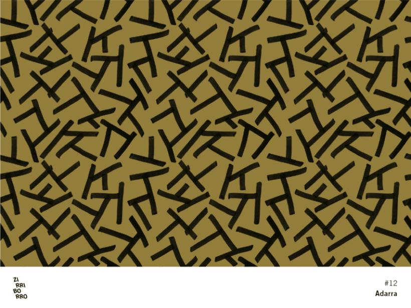 Zirriborro // Pattern Collection 14