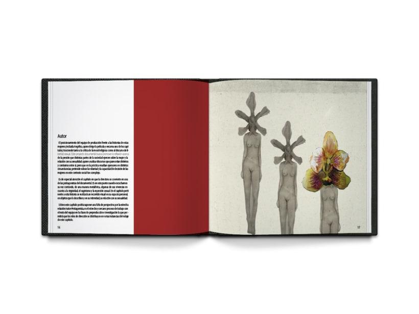 Cabeza de Orquídea 3