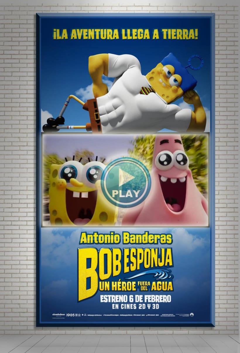 "Bob Esponja ""Un héroe fuera del agua"" - Paramount Pictures Spain 16"
