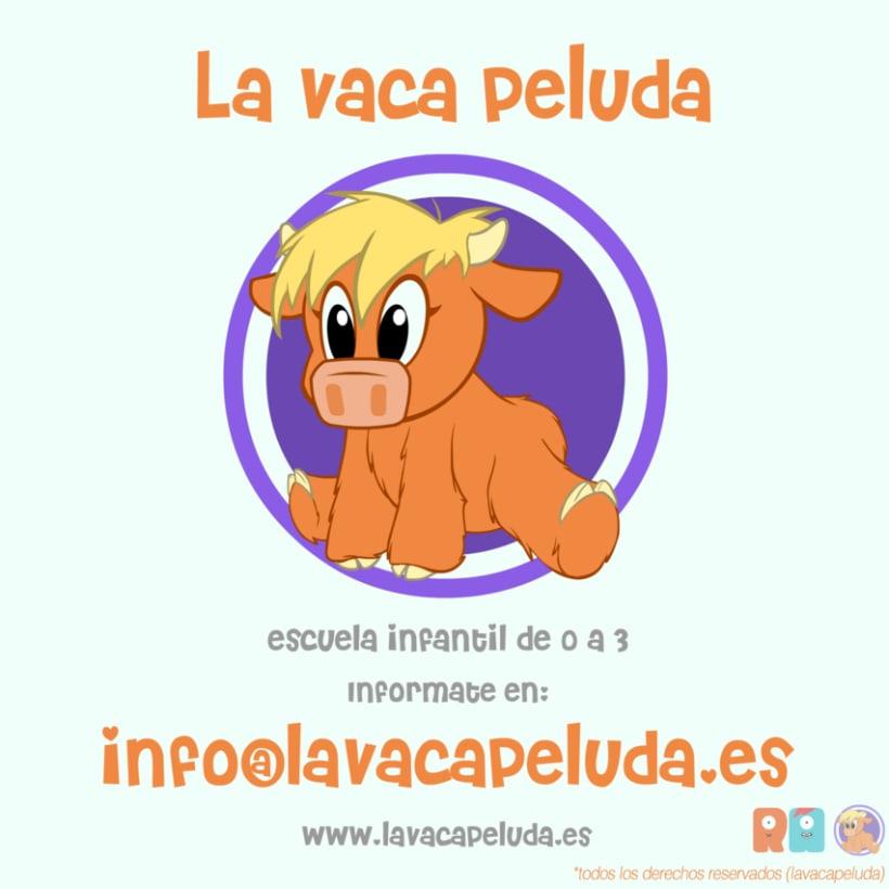 """Imagen Escuela Infantil """"La Vaca Peluda"""" 15"""