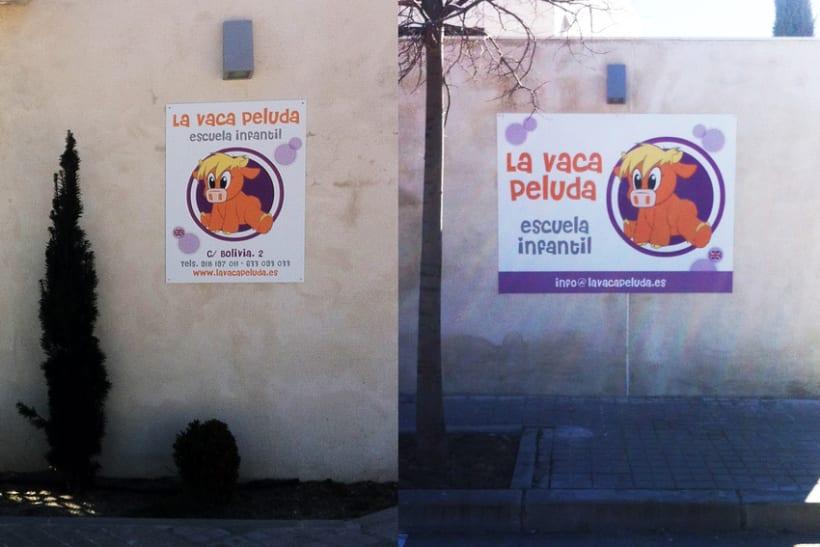 """Imagen Escuela Infantil """"La Vaca Peluda"""" 18"""