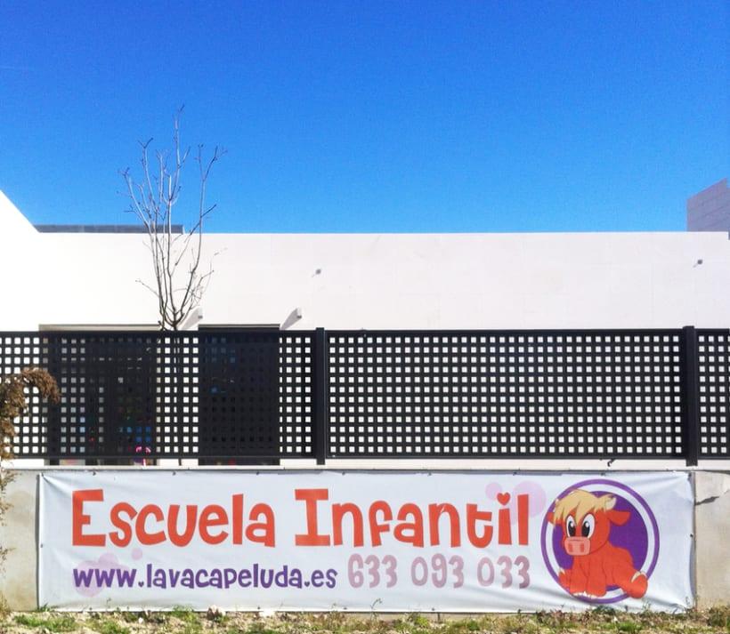 """Imagen Escuela Infantil """"La Vaca Peluda"""" 19"""