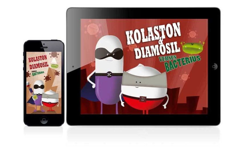 APP Kolaston & Diamosil 0