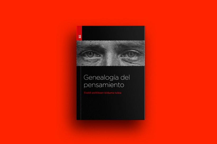Genealogía del Pensamiento. Esaldi politikoen bilduma txikia.