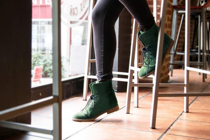 Fotografías catálogo calzado 4