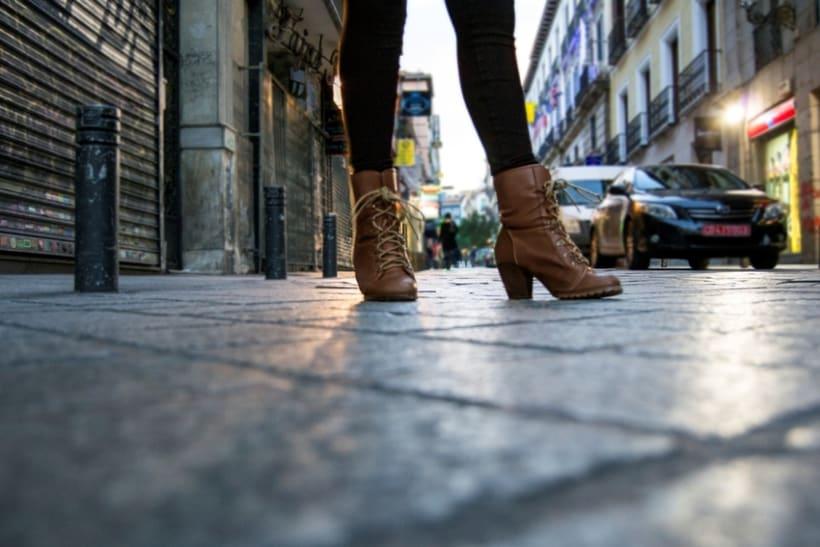 Fotografías catálogo calzado 5