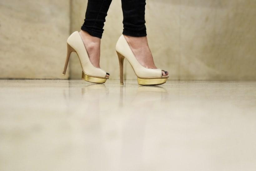 Fotografías catálogo calzado 1
