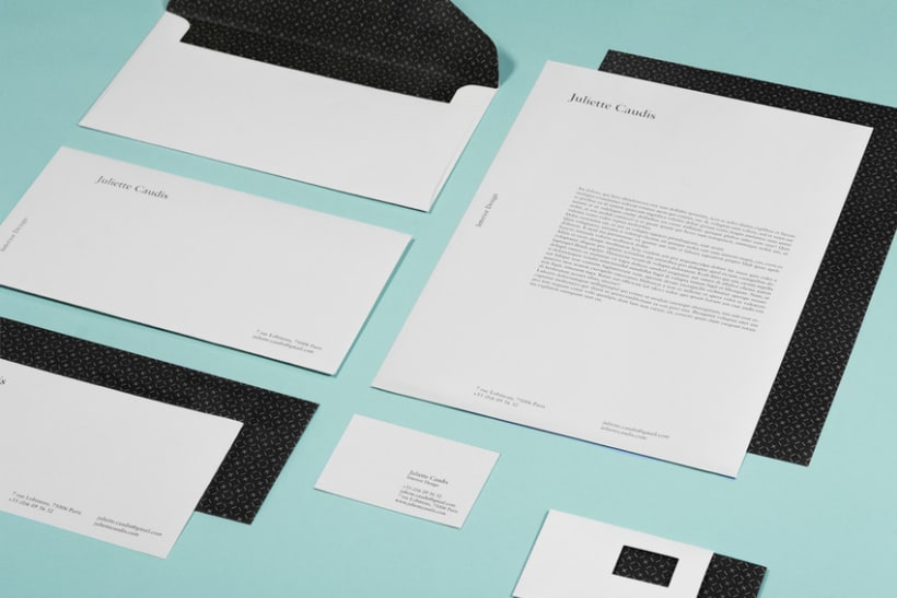 Juliette Caudis - Interior Design Branding -1