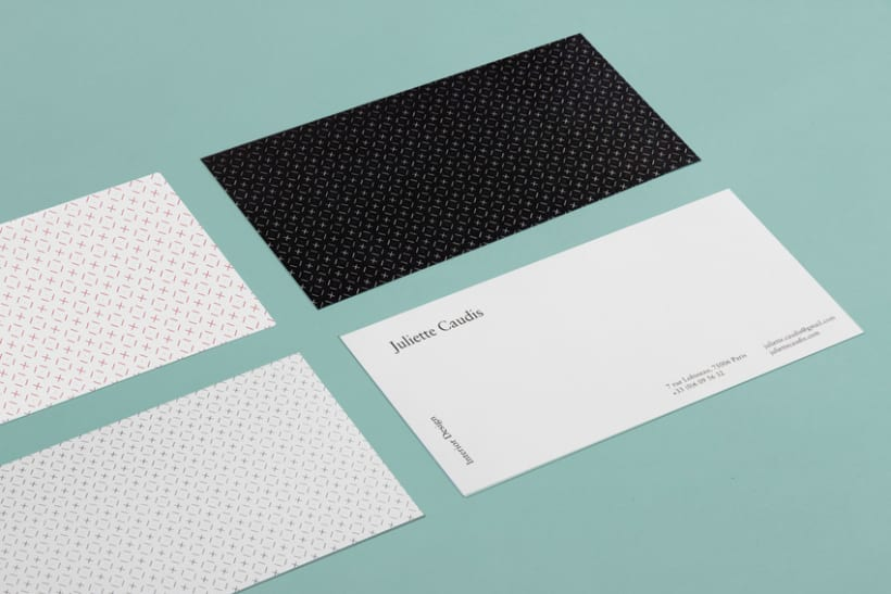 Juliette Caudis - Interior Design Branding 3