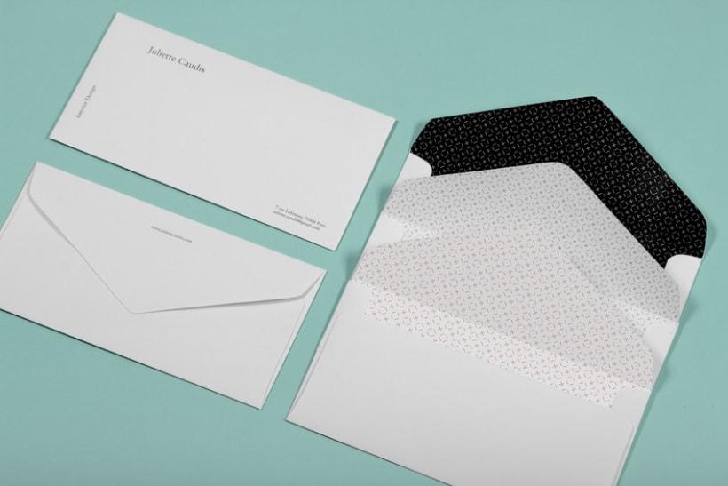 Juliette Caudis - Interior Design Branding 4