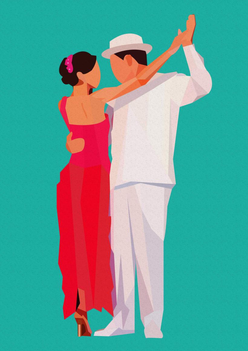 Baile serie I 2