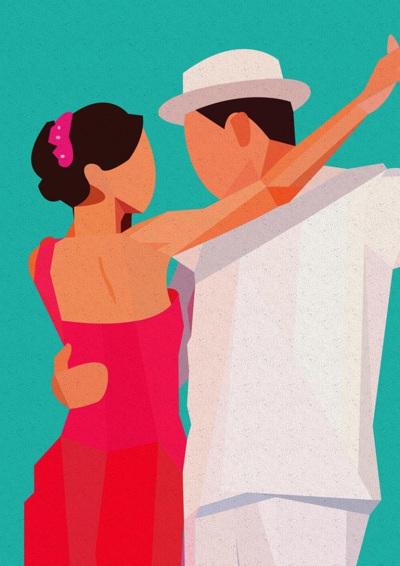 Baile serie I 1
