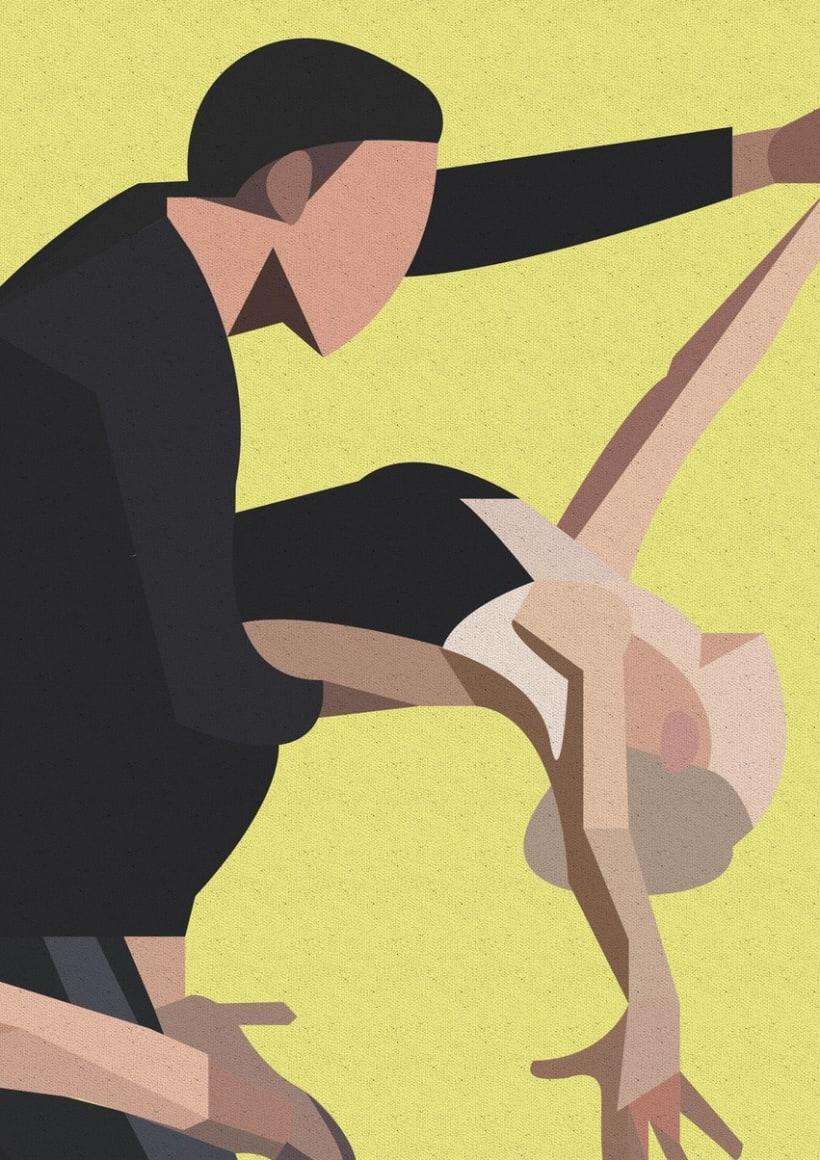 Baile serie I 4