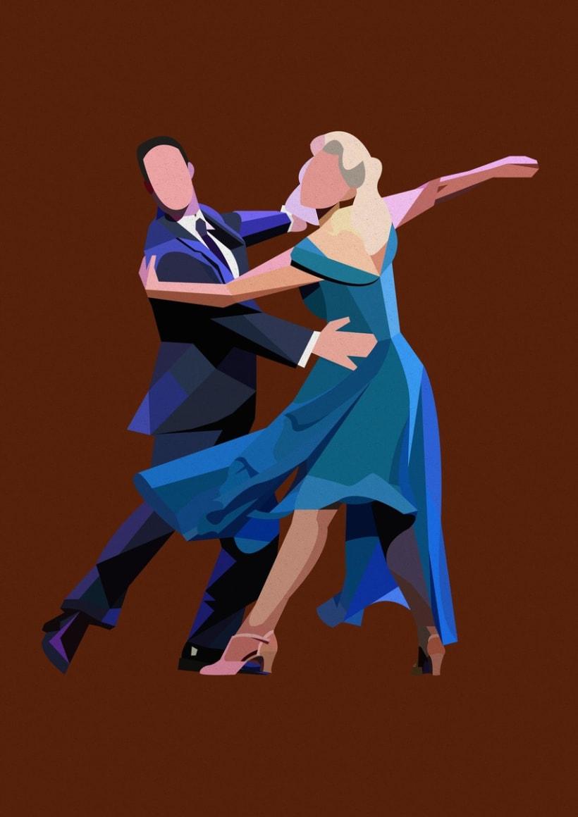 Baile serie I 8