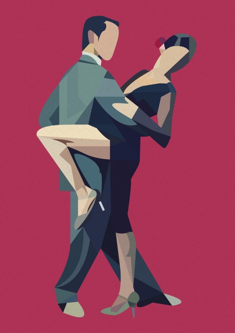 Baile serie I 11