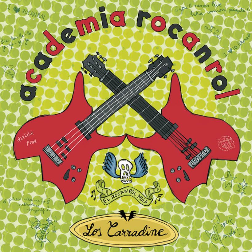 Academia Rocanrol 1